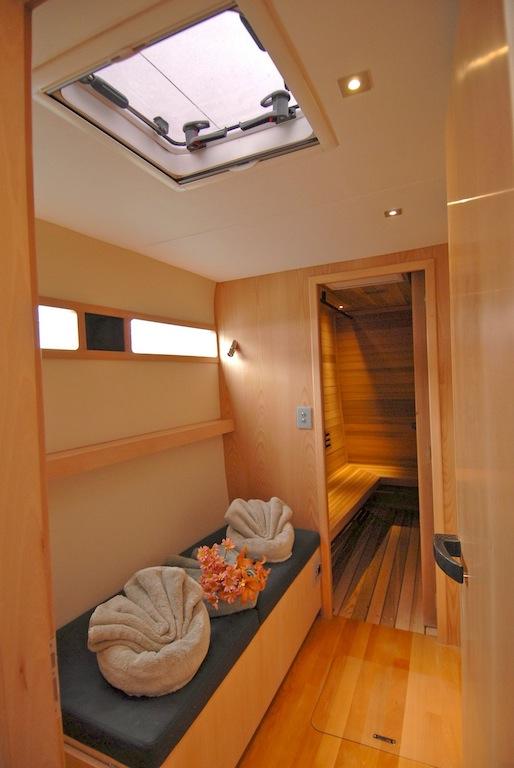 Tag 60 sauna