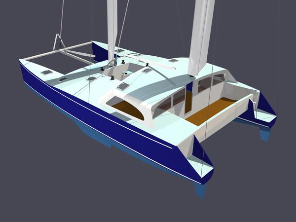 Atlantic 47 rendering (aft)