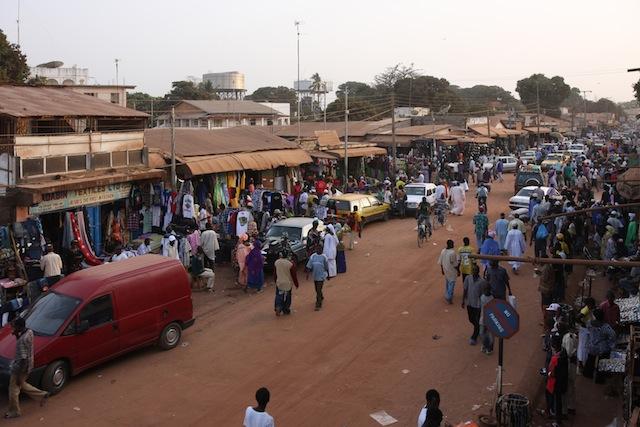 Serekunda marketplace