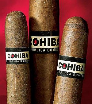 Dominican Cohibas