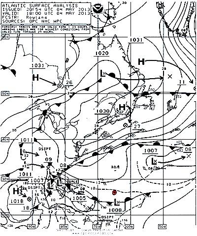 May 4 surface chart