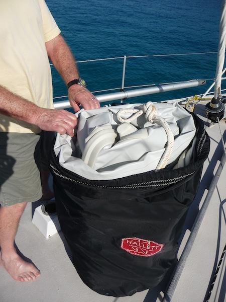 Dinghy in a bag