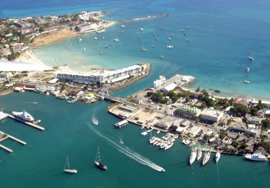 Simpson Bay, St. Maarten