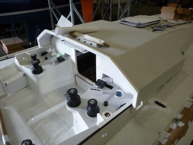 Akilaria Gen 3 cockpit