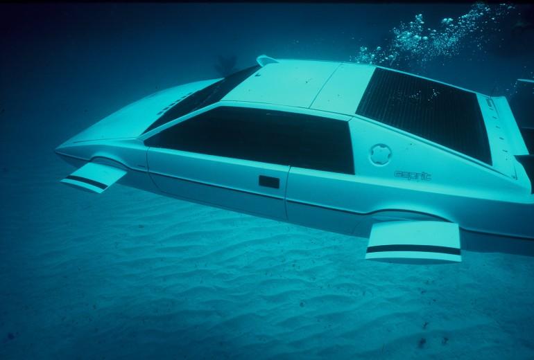 Submarine Lotus