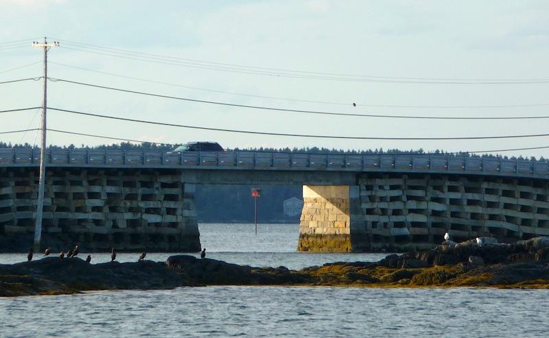 Orrs Bailey bridge