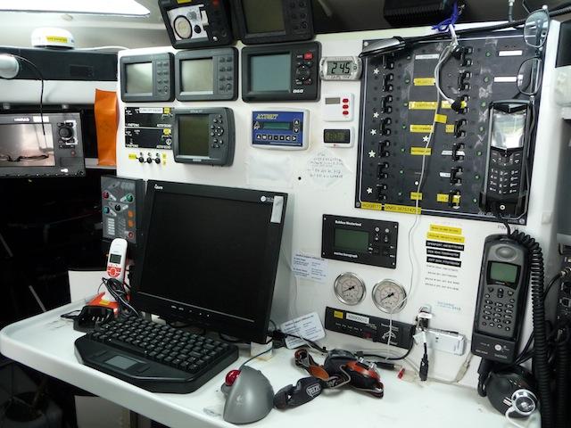 GAIV nav station