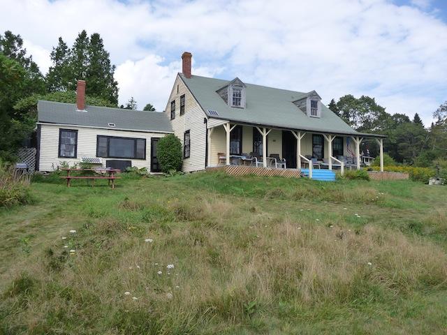 Bustins Is. farmhouse