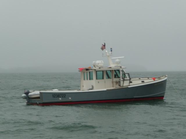 Lobster yacht