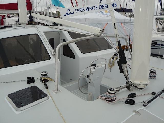 Atlantic 47 cockpit
