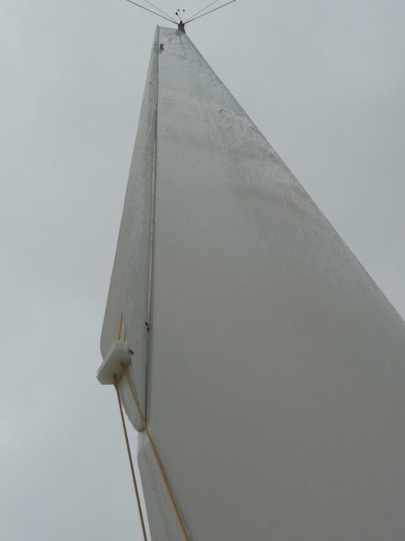 MastFoil rig