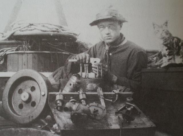 Plummer engine rebuild