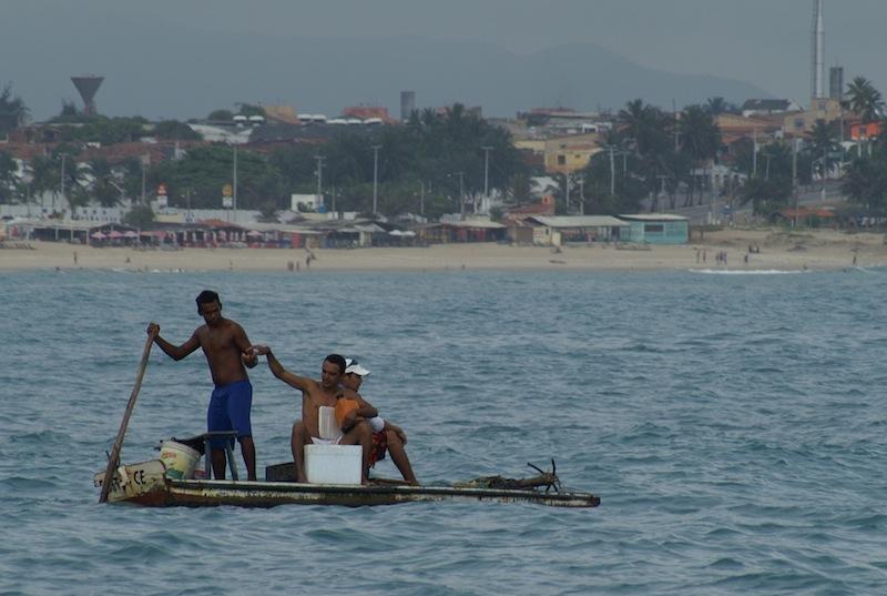 Fortaleza raft