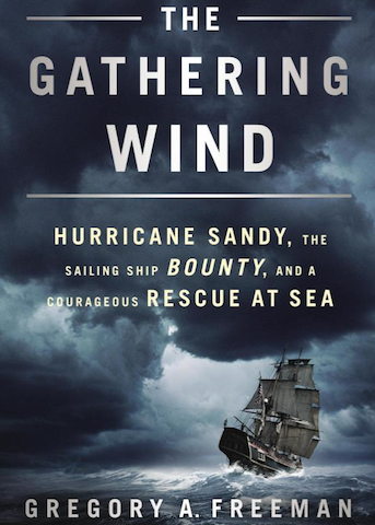 Gathering Wind book cover