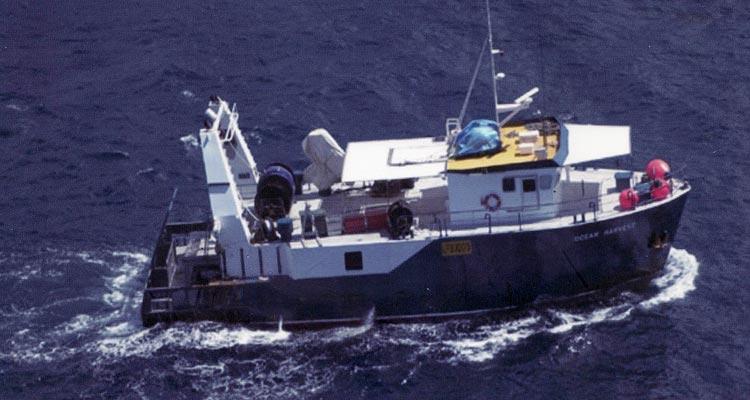 Aussie trawler