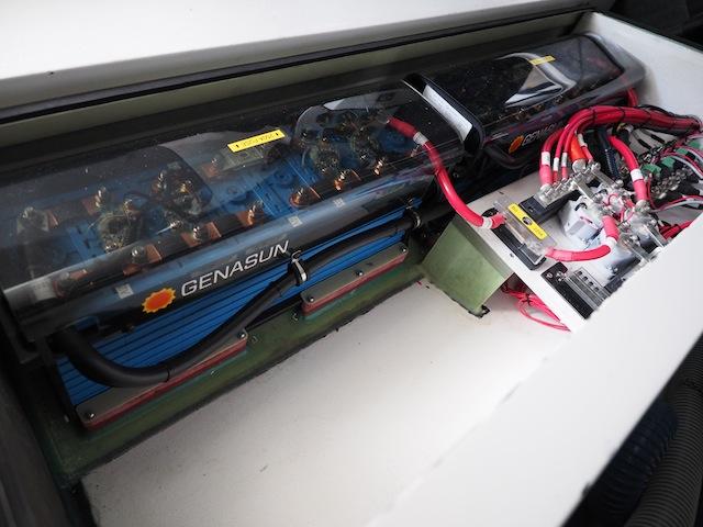 New Genasun batteries