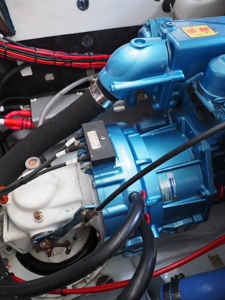Direct-drive alternator