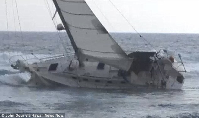 Seaquel aground