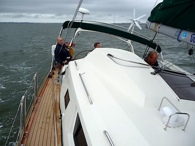 Garcia side deck