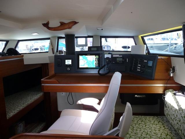 Garcia 45 nav station