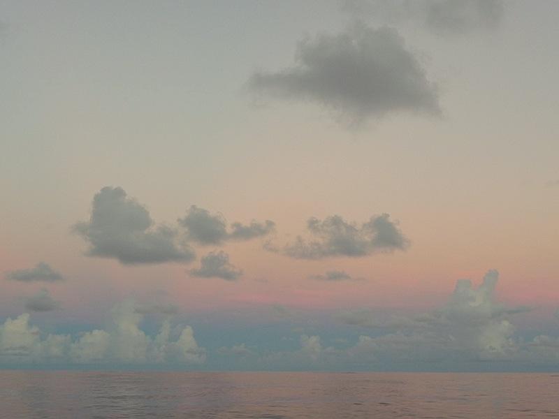 Eastern clouds