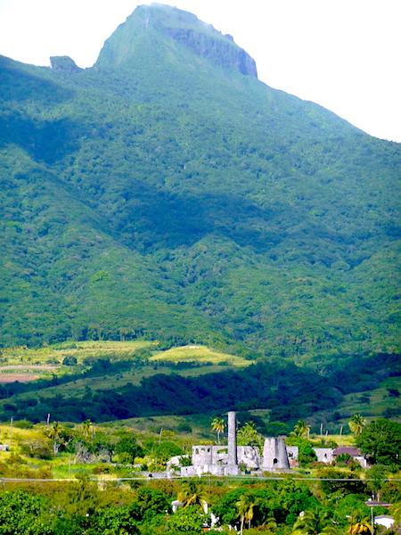 Kitts sugar mill