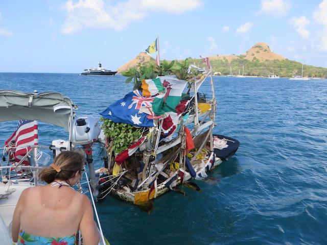 St. Lucia vendor