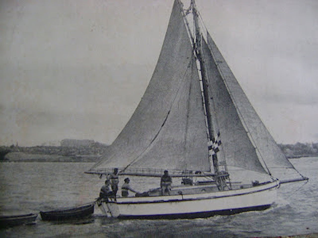 Ngataki sailing