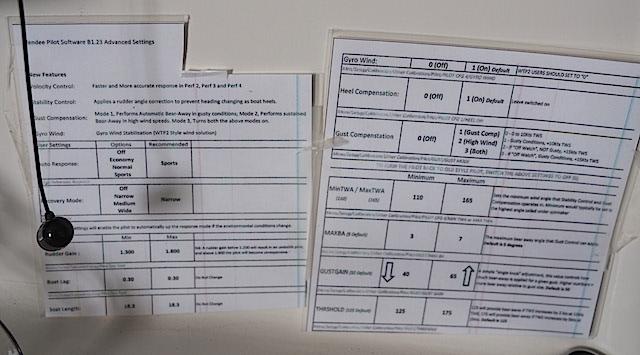 Auto cheat sheet