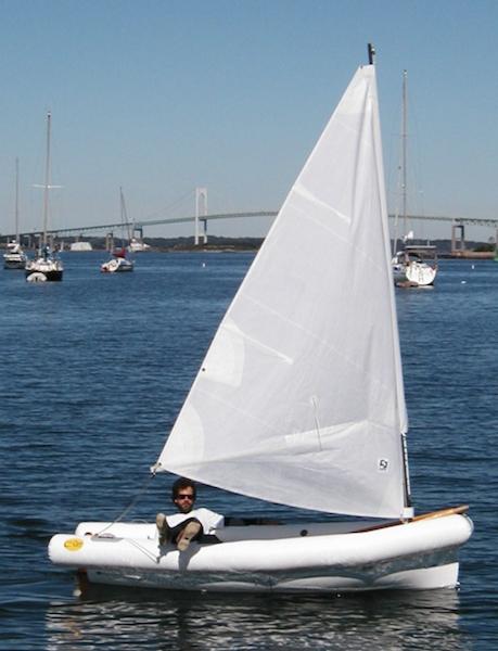 Clam sailing