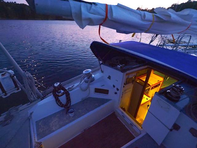 Cozy onboard