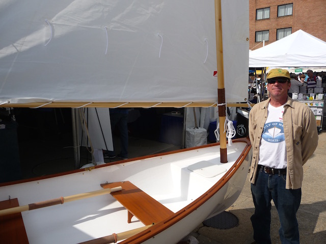 Reach Boat