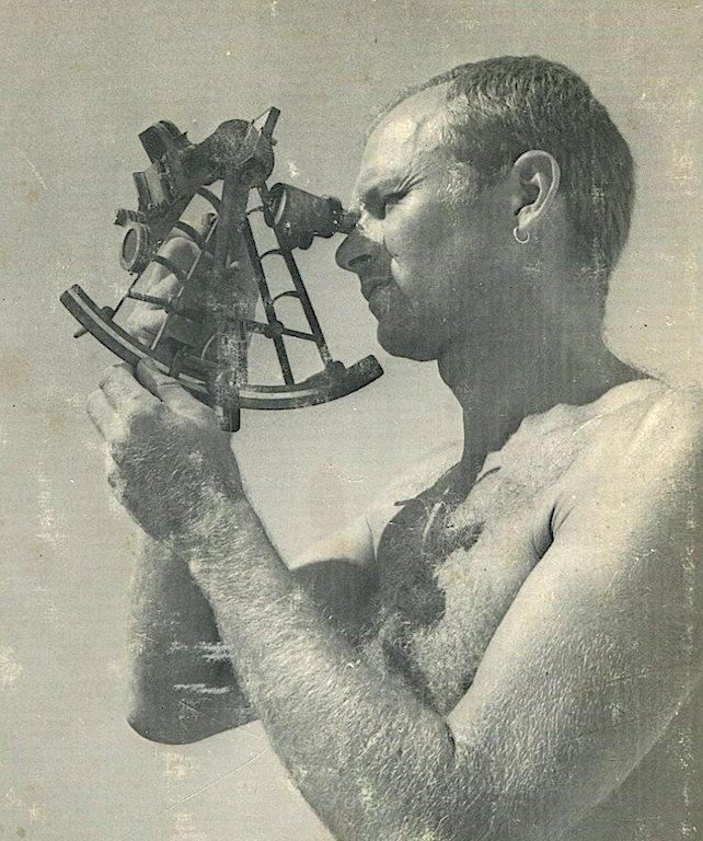 Tangvald w/sextant
