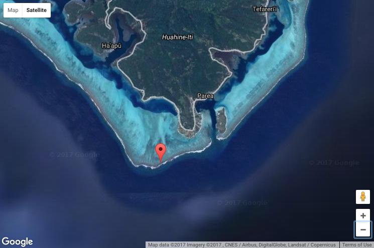 Wreck sat location