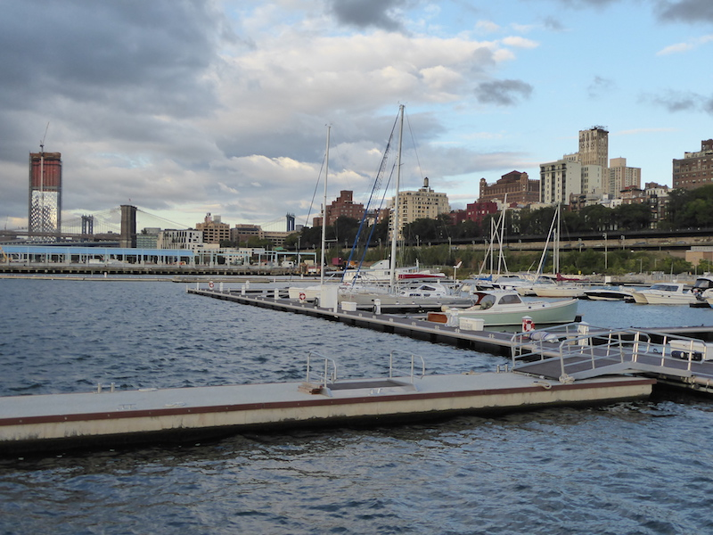 Brooklyn marina