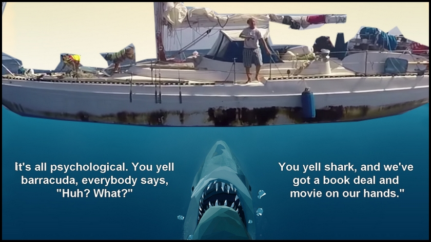 Jaws meme