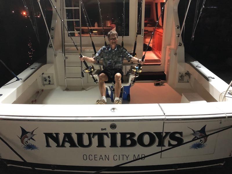 Nat on Nautiboys