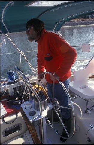 Nigel steering