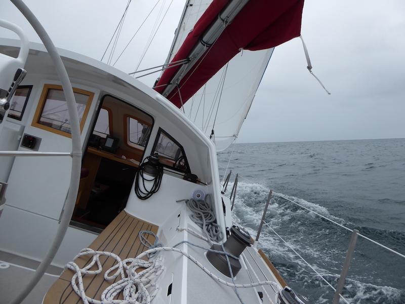 Lunacy sailing