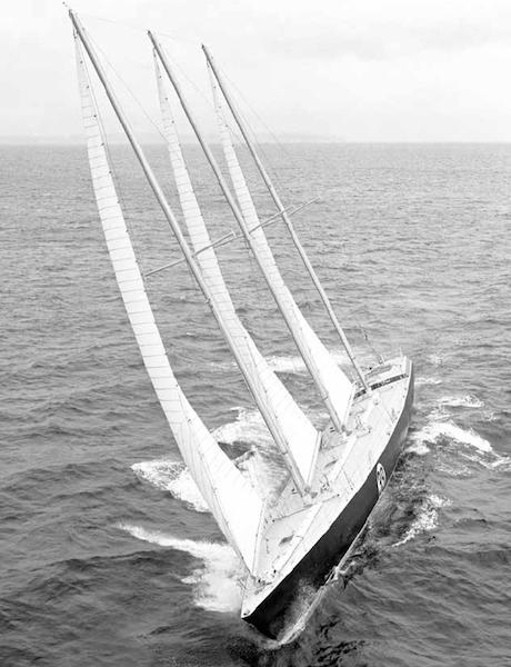 Vendredi sailing