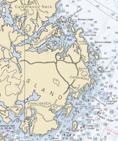 Vinalhaven chart